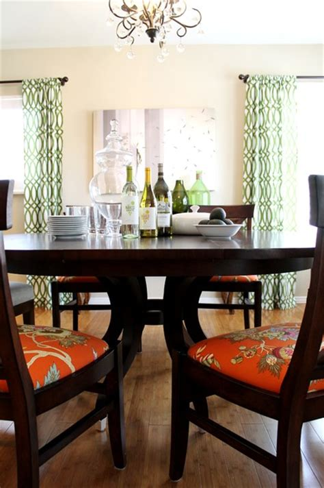 Dining Room Curtains Pottery Barn Green Lattice Print Curtains Pottery Barn Chandelier And