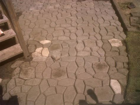 Patio Paver Molds Pavers Concrete Patio Patio Design Ideas