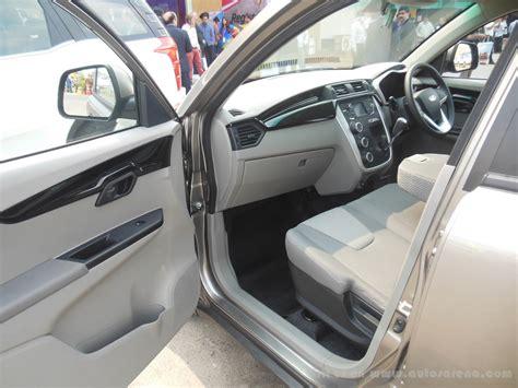mahindra thar 2017 interior mahindra kuv 100 front interior