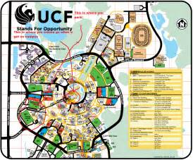 Ucf Campus Map Related