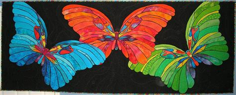 Butterflies Quilt by Quilt Inspiration Butterfly Quilts By Sheril Drummond
