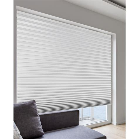l shades for room redi shade gray paper room darkening window shade 36 in