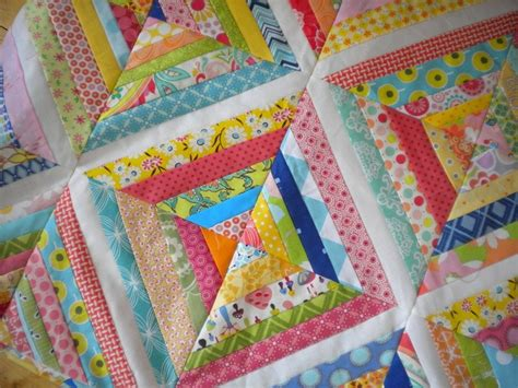patchworkdecke anleitung bastelideen deko feiern diy