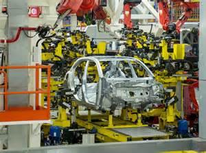 Fiat Production Plants Fiat 500x Production At Melfi Plant