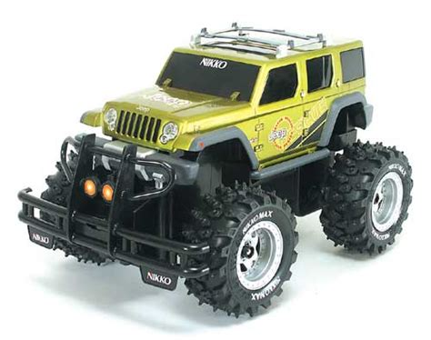 Allthings Jeep All Things Jeep Nikko Jeep Rescue 1 18 Scale Remote