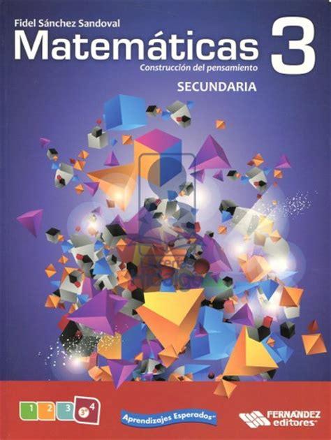 libro de matematicas 3 secundaria contestado 2016 libro de matematicas 3 secundaria contestado 2016