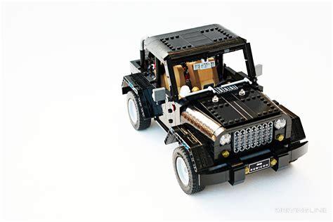 lego honda odyssey lego ideas jeep wrangler rubicon drivingline
