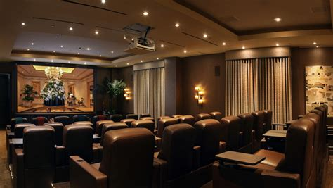 screening room dinner a series at the four seasons los angeles
