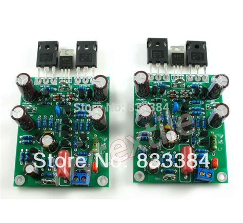 transistor audio lifier kit class ab l7 mosfet audio power lifier boards diy kit dual channel 300 350w x2 in contactors