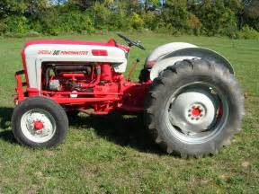 tractor tuesday 1957 ford 841 fastline front page