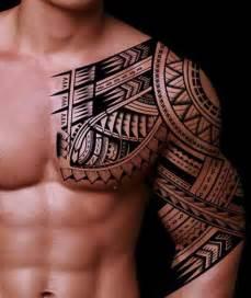 shoulder tattoo for men best 25 half sleeve tribal tattoos ideas on pinterest samoan tribal tribal sleeve and