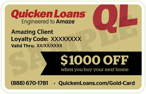 check out these exclusive quicken loans benefits zing