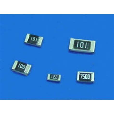 1 8w resistor footprint 27k ohm 1 8w 1 0805 smd chip resistors