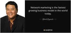 a to a dollar growing the family business coins add up books robert kiyosaki quote network marketing is the fastest