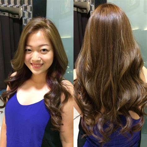 hair perm philippines change your hair change your life hairshaft salon review