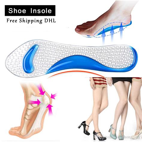 best insole for high heels 2017 best sale insoles gel high heels shoes pad
