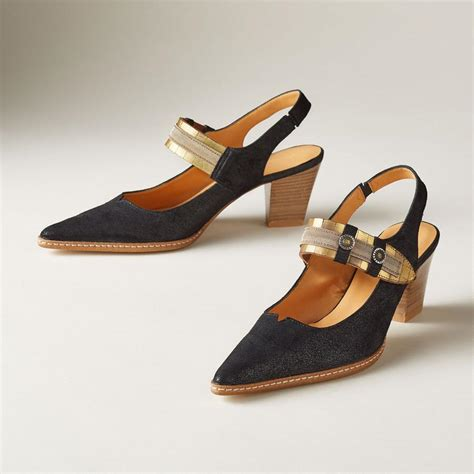 comfortable slingback pumps comfortable ankle strap slingback shoes robert redford s