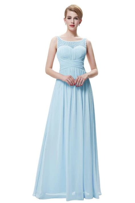 Bright Formal Dresses - 1000 ideas about light blue prom dresses on