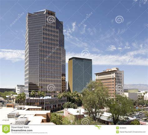 downtown tucson arizona stock photos image 9646833