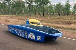 solar challenge australia solar challenge sets sun powered cars in race across