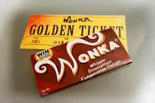 entradas sos c 243 mo hacer tabletas de chocolate wonka con el ticket