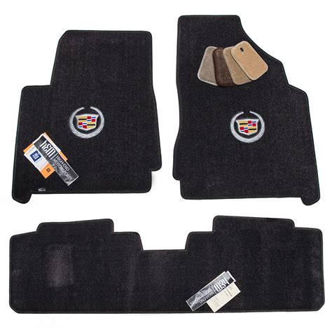 Cadillac Floor Mats by Cadillac Srx Floor Mat Set 2004 2016
