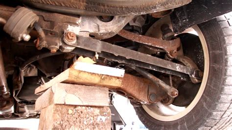 volvo  sr toe rods adjustable rear rod installation youtube
