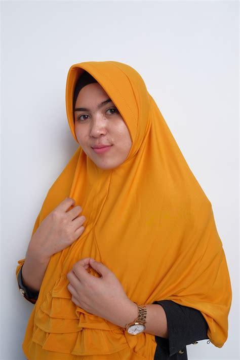 Khimar Rempel Resty Jilbab Khimar Grosir Jilbab Instant Murah model jilbab khimar syar i inaya terbaru bundaku net
