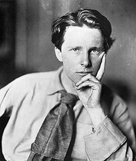 biography of english authors rupert brooke english poet biography