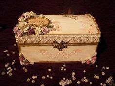 Decorating With Wooden Boxes by 1000 Images About Decorated Boxes On Jewelry