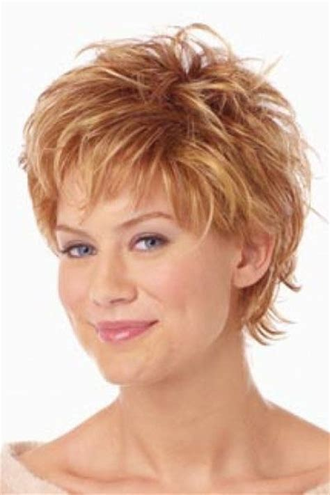 fuss free short hairstyles for women over 40 40 best hairstyles for women over 50 with round faces