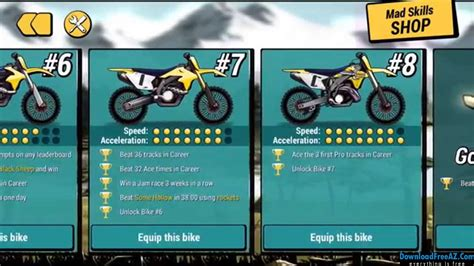 mad for motocross mad skills motocross 2 v2 5 8 apk mod unlocked android
