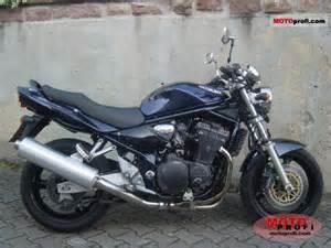 Suzuki Bandit 1200 Horsepower Suzuki Gsf 1200 Bandit 2003 Specs And Photos