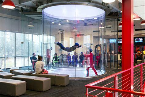 In Door Sky Diving by Ifly Indoor Skydiving