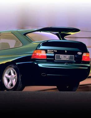 motorsport developments ford escort rs turbo evolution chips
