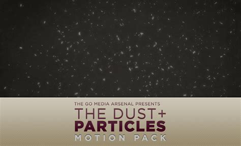 dust template particles dust motion effects pack for after effects