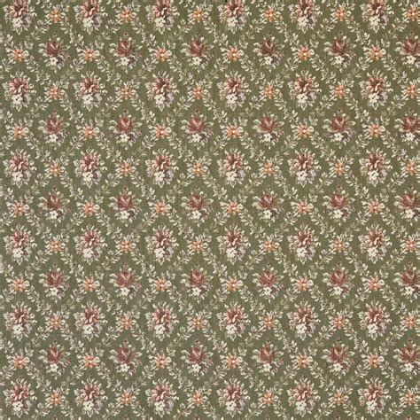 Tapestry Material Upholstery by F918 Green And Burgundy Floral Tapestry Upholstery