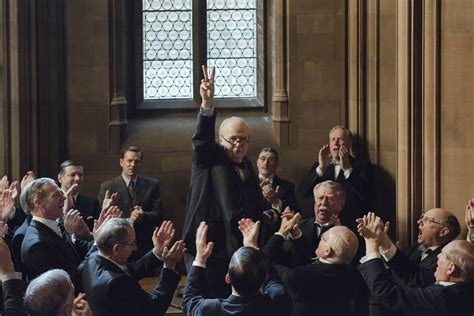 Darkest Hour Fandango | watch gary oldman in stirring first trailer for joe wright