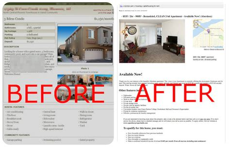craigslist listing template craigslist changes standards and discontinues enhanced ads