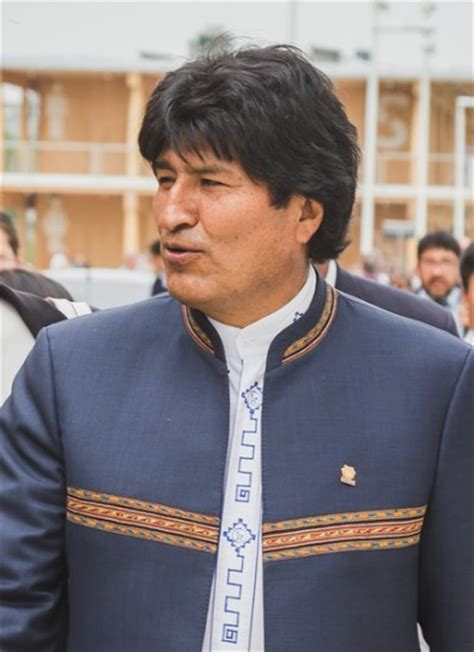 evo morales evo morales ethnicity of celebs what nationality