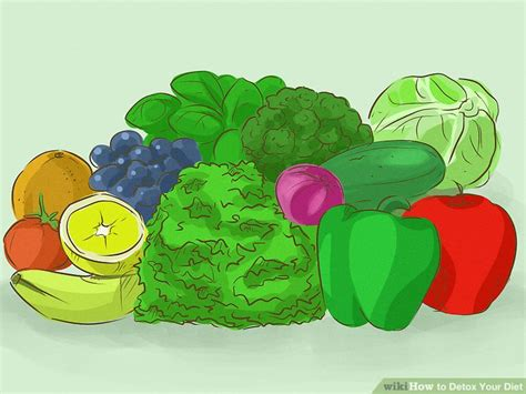 Detox Wikihow by 3 Ways To Detox Your Diet Wikihow