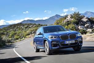 Bmw X3 0 60 Bmw Unveils The All New 2018 X3