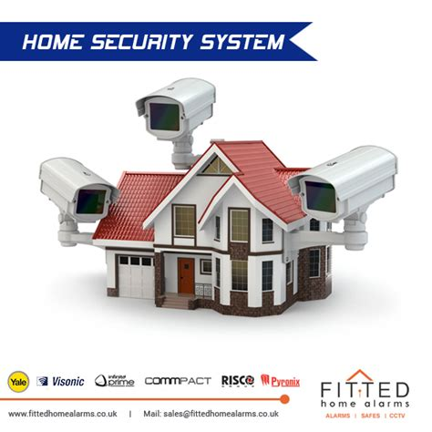 home security system fitted home alarms