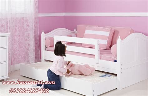 Ranjang Tidur Anak tempat tidur simple anak murah with ranjang sorong kamar