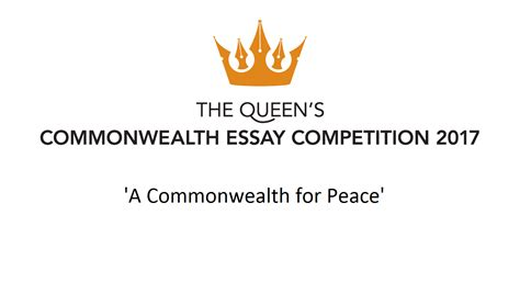 Commonwealth Essay Writing Competition by Empowered Divas The S Commonwealth Essay Competition 2017