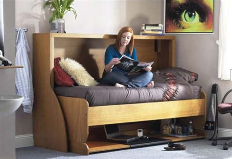 space saving desk bed studybed converts from desk to bed craziest gadgets