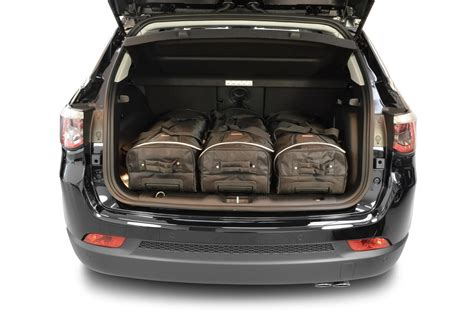 jeep compass 2017 trunk car bags travel bag sets jeep compass mp 2017 present