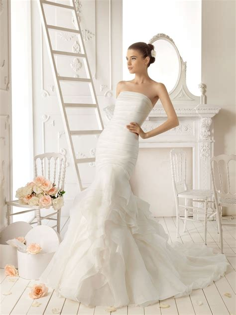 pretty mermaid wedding dresses top 15 fascinating mermaid wedding dresses pretty designs