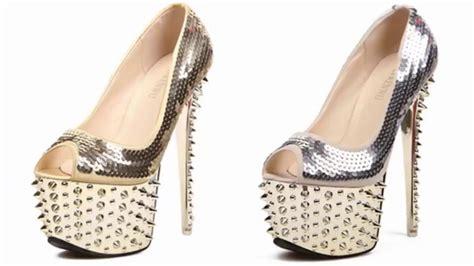 top belles chaussures 224 talon femme 2018