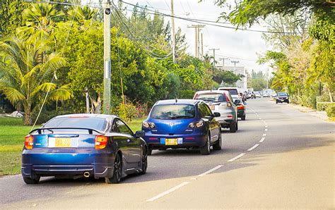 sounds congested roads authority set to counter south sound road congestion cayman compass